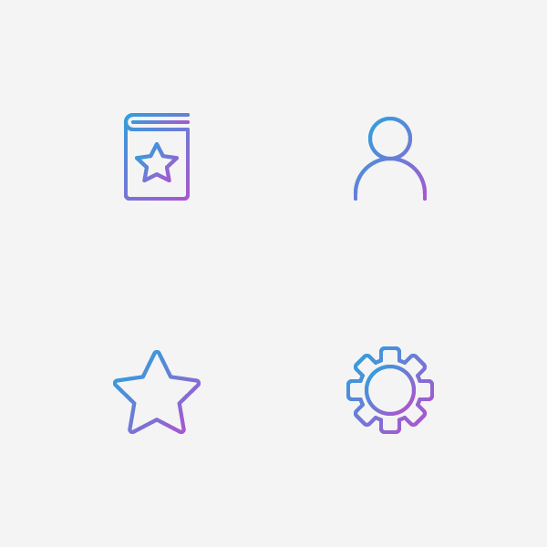 Slimicons Thin Icons