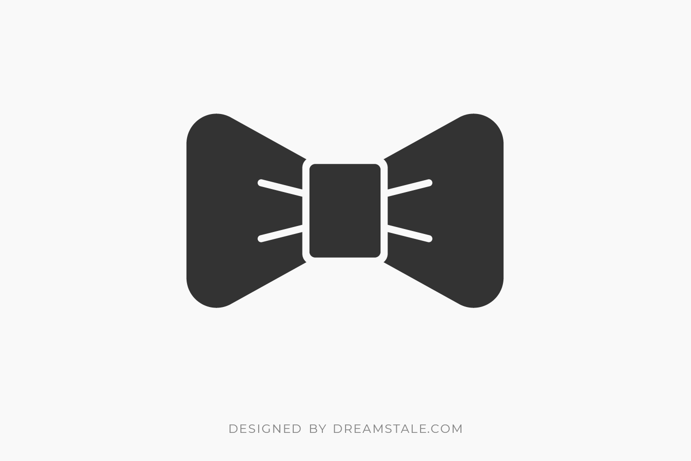 Free SVG Bow Accessory Clipart