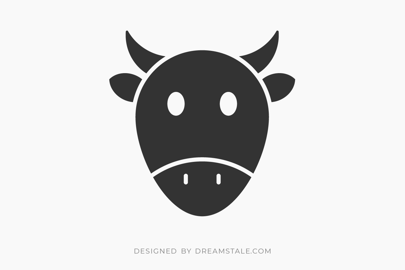 Cow Clipart Free SVG