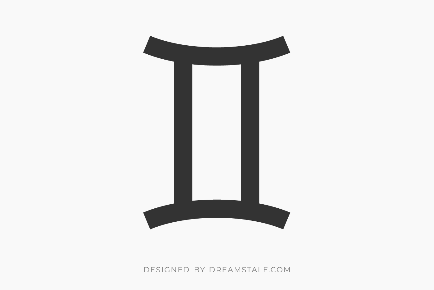 Gemini Zodiac Sign Clipart Free SVG