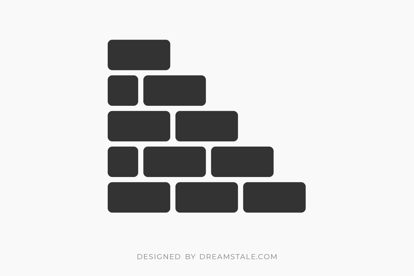 Brick Wall Clipart Free SVG