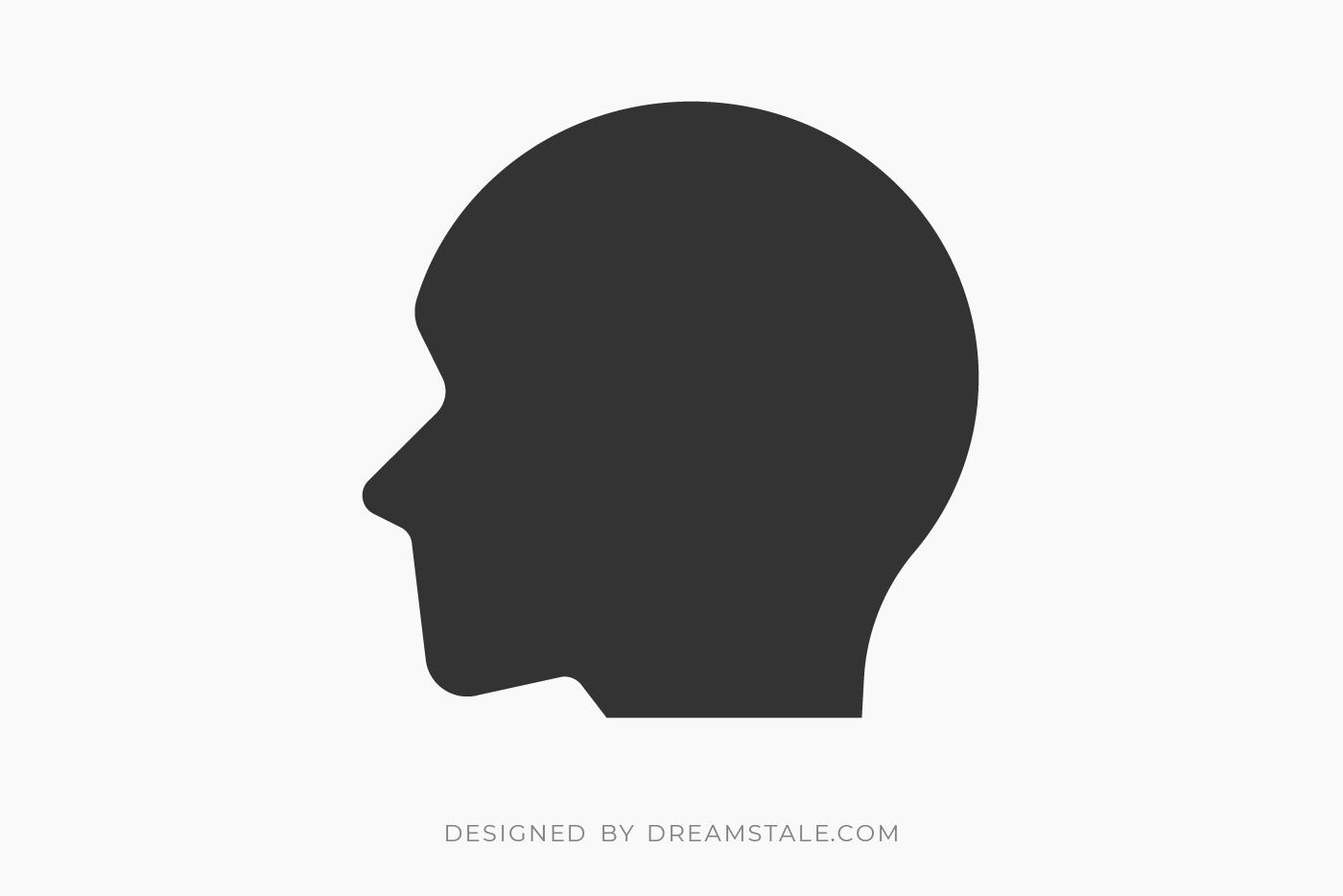 Human Mind Clipart Free SVG
