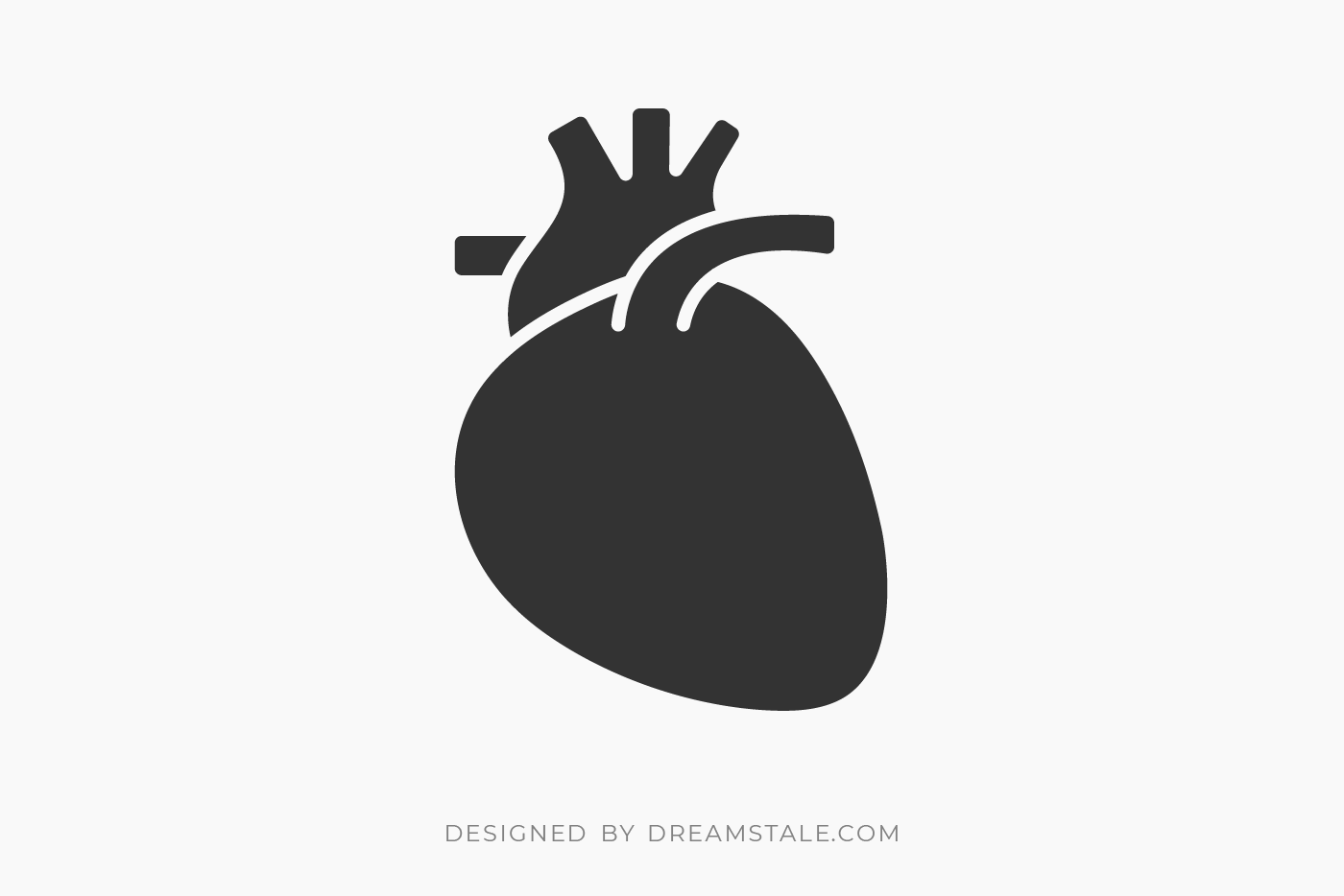Human Heart Clipart Free SVG