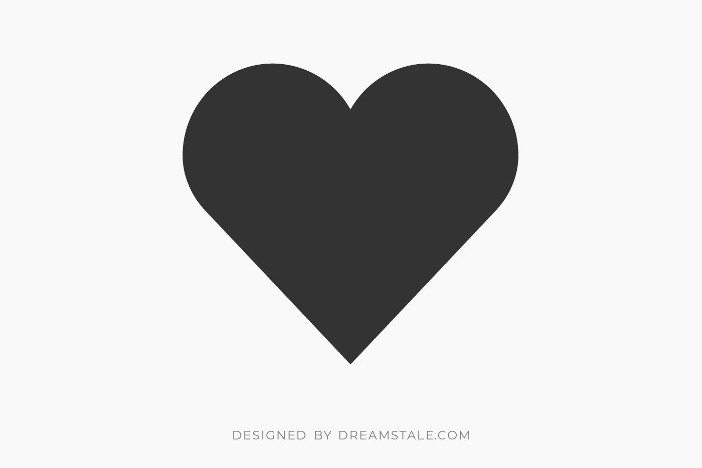 Valentine Heart Clipart Free SVG