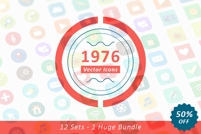 1976-vector-icons-bundle-ft